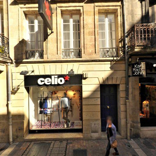 Adidas - Vêtements sportswear - Bordeaux