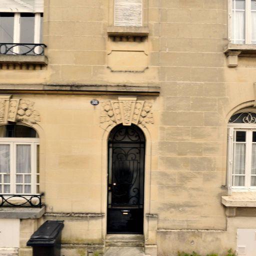 M.ou Mme Cazaubon Thierry - Expert en immobilier - Bordeaux