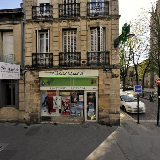 Pharmacie de l'hôpital - Pharmacie - Bordeaux
