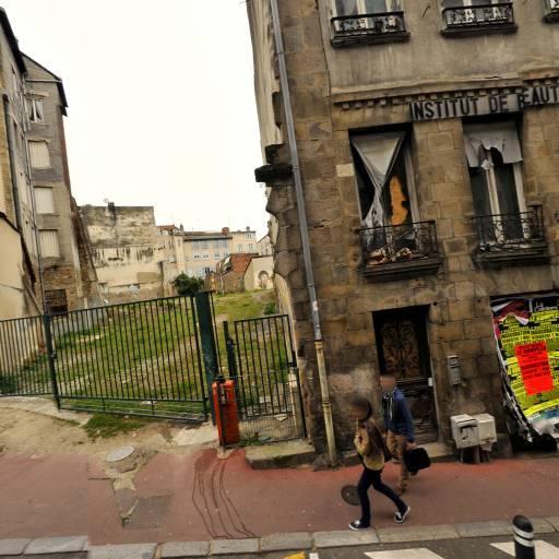 Parking Indigo Limoges Enclos Berthet - Parking public - Limoges