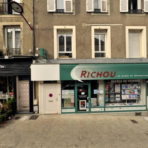 Richou Voyages - Agence de voyages - Le Mans