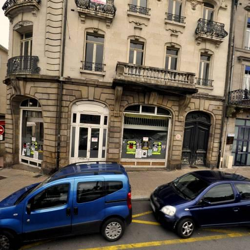 Parking Limoges Tribunal - EFFIA - Parking public - Limoges