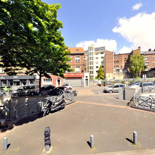 Parking Centre Européen - Parking - Arras