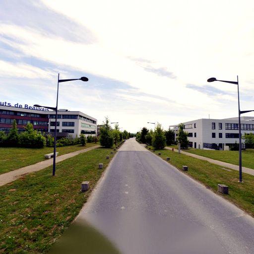 Crédit Agricole Haut Ville - Banque - Beauvais