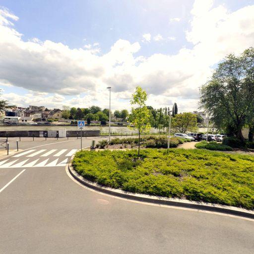 Oise - Parking public - Compiègne