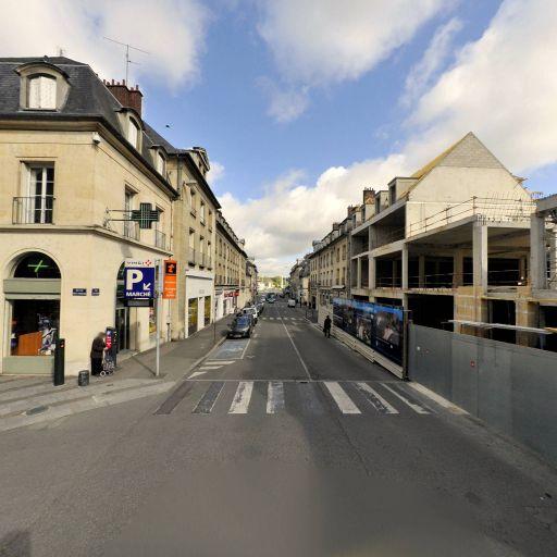 Marché - Parking public - Compiègne