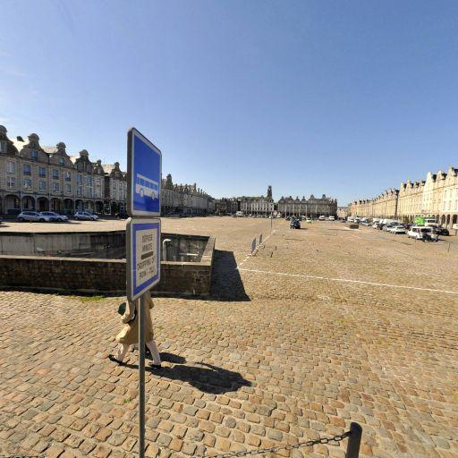 Parking Grand'Place - Parking - Arras