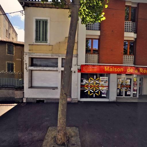 Service Pénitentiaire D'Insertion Et De Probation - Tribunal et centre de médiation - Narbonne