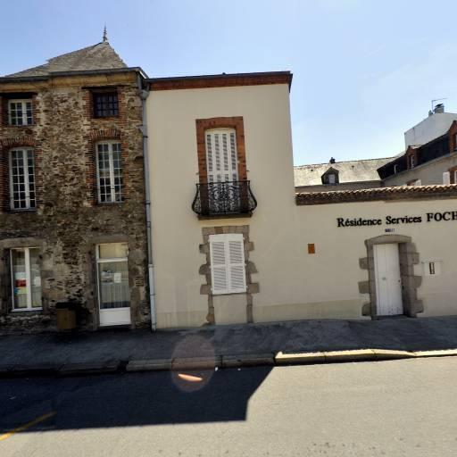 Association Résidences Services Foch - Maison de retraite privée - Cholet