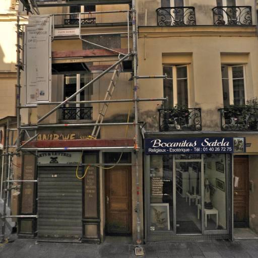 Loreal Emmanuel - Création de sites internet et hébergement - Paris