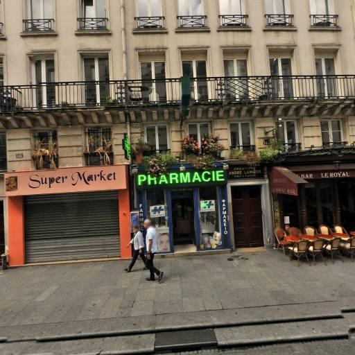 Pharmacie Anagnostou - Pharmacie - Paris