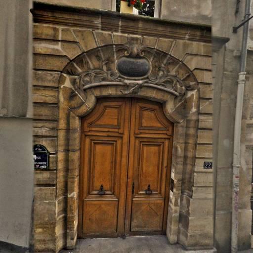 Oudin Chamant Alain - Sculpteur et statuaire - Paris