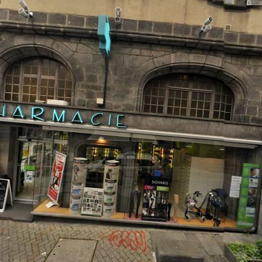 Pharmacie De La Rodade - Vente et location de matériel médico-chirurgical - Clermont-Ferrand