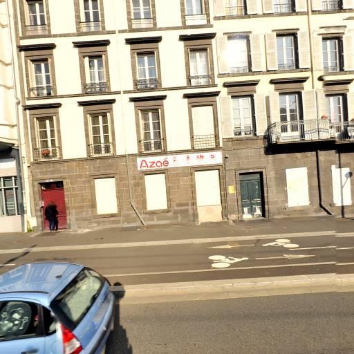 Azaé Clermont Ferrand - Ménage et repassage à domicile - Clermont-Ferrand