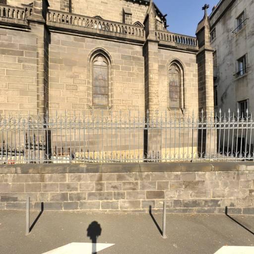 Église Saint-Genès des Carmes - Église - Clermont-Ferrand