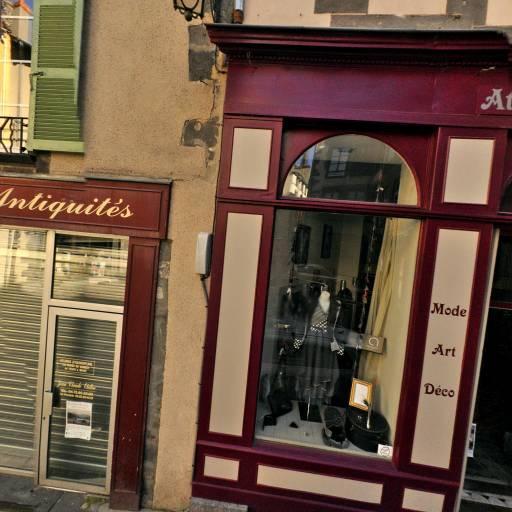 Jadis Antiquités Fournier Francoise - Achat et vente d'antiquités - Clermont-Ferrand