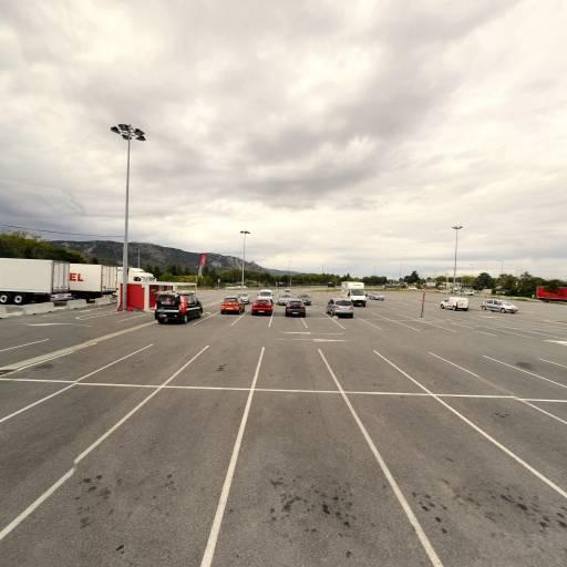 Parking Géant - Parking - Valence