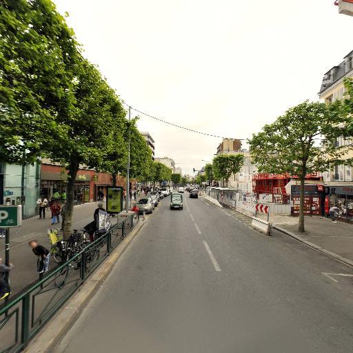 Centre Culturel Pompidou - Infrastructure sports et loisirs - Vincennes