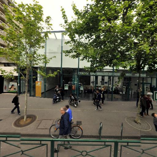Centre Culturel et Sportif Georges Pompidou - Infrastructure sports et loisirs - Vincennes
