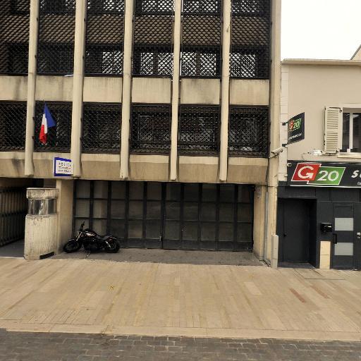 Commissariat De Police - Services de gendarmerie et de police - Vincennes