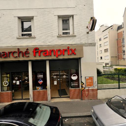Franprix - Alimentation générale - Montreuil