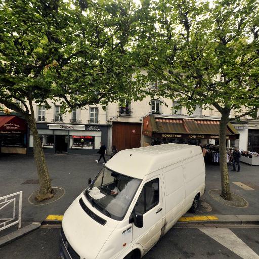 Fuzillier Christian - Signalisation intérieure, extérieure - Vincennes