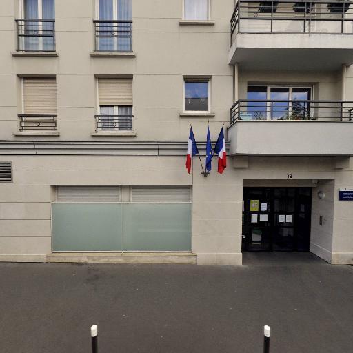 Multi Accueil collectif du Domaine du Bois - Crèche - Vincennes