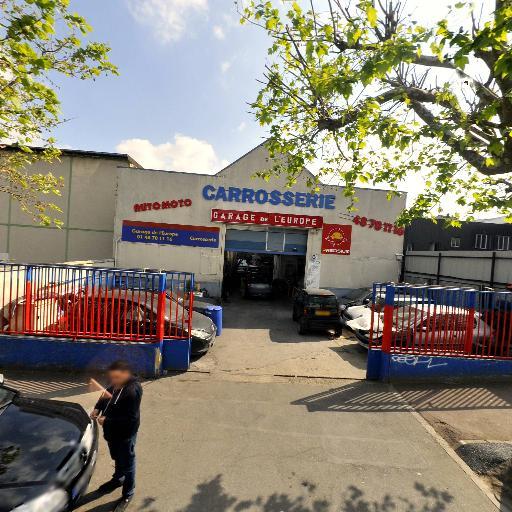 Precisium - Garage automobile - Montreuil