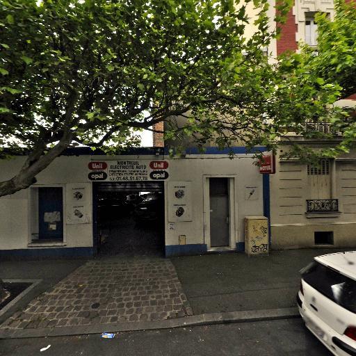 Montreuil Electricité Alternateur Démarreur Auto - Centre autos et entretien rapide - Montreuil