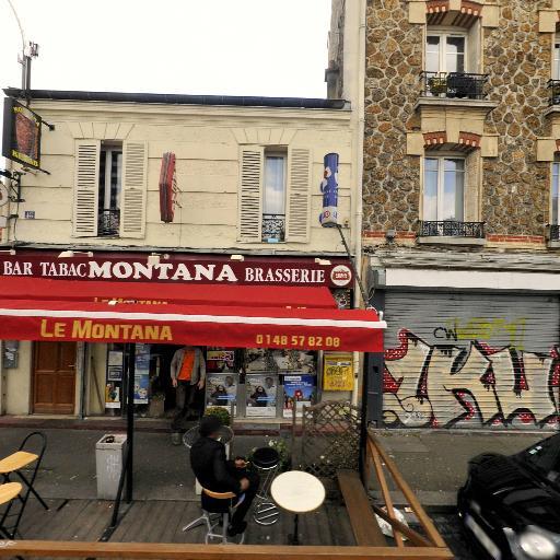 Le Montana Bar - Café bar - Montreuil