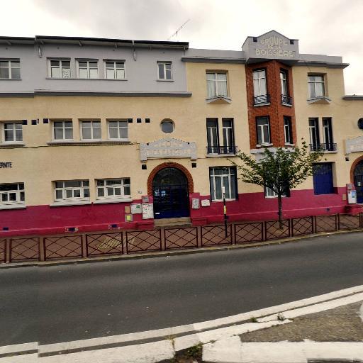 Ecole élémentaire Boissière - École primaire publique - Montreuil