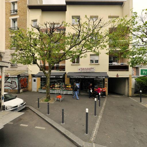 R.T. Tropical - Alimentation générale - Montreuil