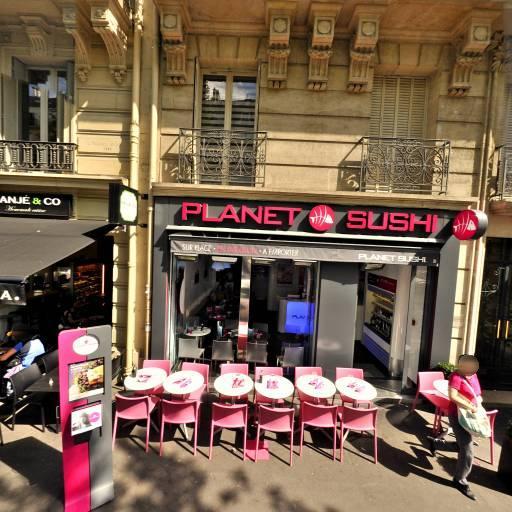 La Brasserie Italienne - Café bar - Paris