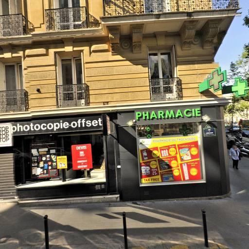 Copy-Top Trocadéro - Photocopie, reprographie et impression numérique - Paris