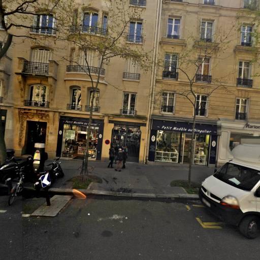 Station Vélib' Marché d'Auteuil - Vélos en libre-service - Paris