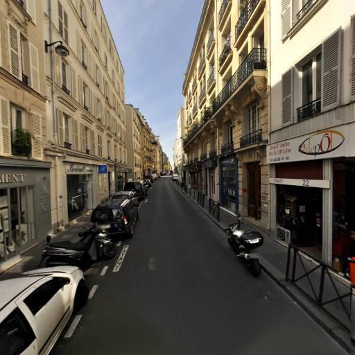 Gif - Administrateur de biens - Paris