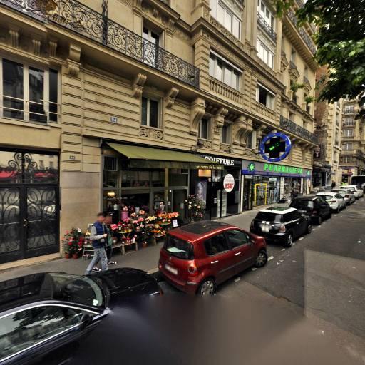 Au Nom De La Rose - Fleuriste - Paris