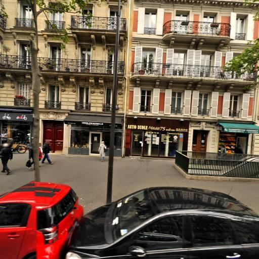 Ness 75 - Auto-école - Paris