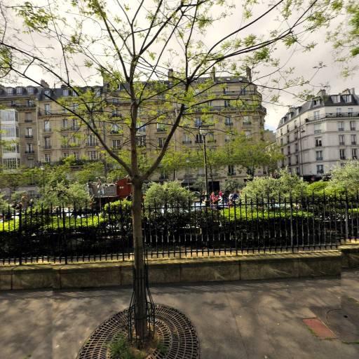 Promenade Péreire - Parc et zone de jeu - Paris