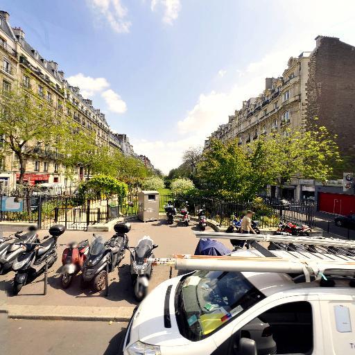 Le Mini Parc Pereire - Parc et zone de jeu - Paris