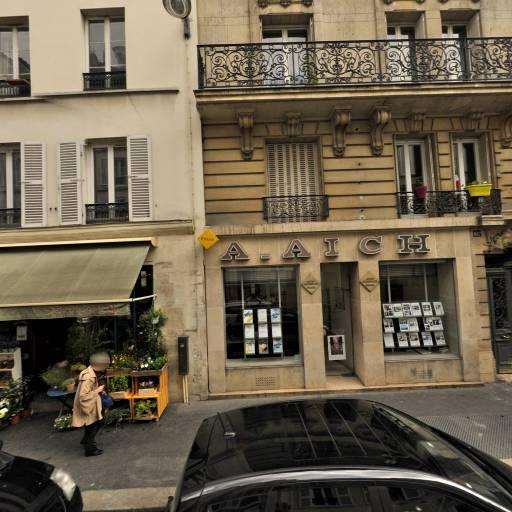 La Fabrique D'Effets - Fleuriste - Paris