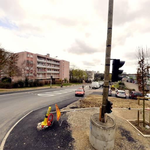 Parking Lavoisier - Parking - Melun