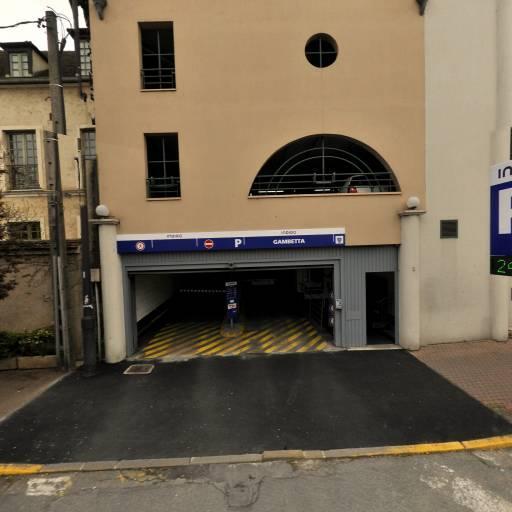 Parking Gambetta - Parking - Melun
