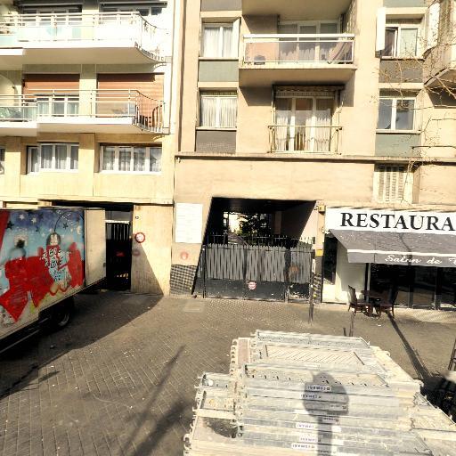 235th Barberstreet - Coiffeur - Paris