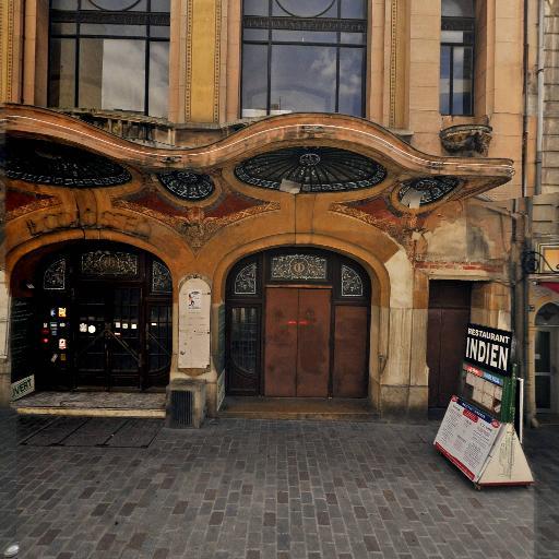 Cinéma-opéra - Attraction touristique - Reims