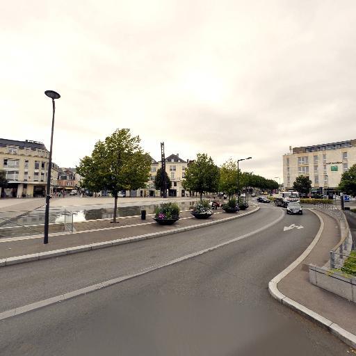Bec Frédéric - Entreprise de menuiserie - Chartres