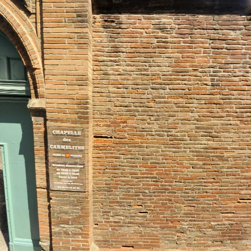Chapelle des Carmélites - Attraction touristique - Toulouse