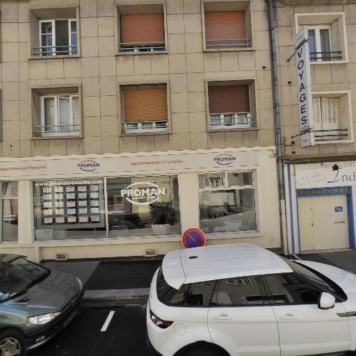 Proman Gestion SAS - Agence d'intérim - Orléans