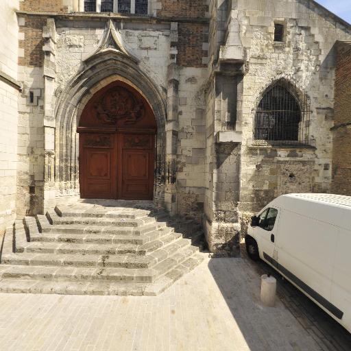 Église Saint-Pierre du Martroi - Attraction touristique - Orléans