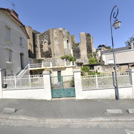 Église Saint-Laurent - Attraction touristique - Angers